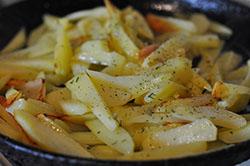В Греции есть всё и картофель не исключение