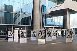 В Пулково работает уникальная фотовыставка