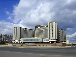 Гостиница Прибалтийская (Санкт Петербург)