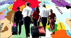 Межгосударственная миграция населения