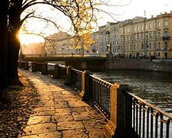 Петербург – популярнейший город для осенних путешествий