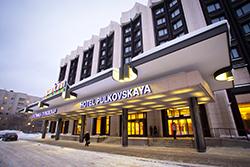 Отель Парк Инн Пулково в программе Чайна френдли