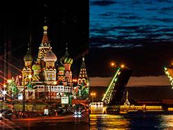 На весенних школьных каникулах между Петербургом и Москвой пустят дополнительные поезда