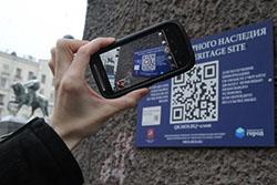 На памятниках Петербурга появятся QR-коды