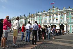 Развитие туристической отрасли в Петербурге