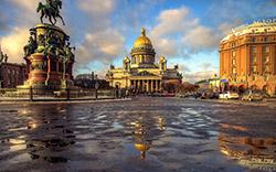 Туристический сбор в Петербурге
