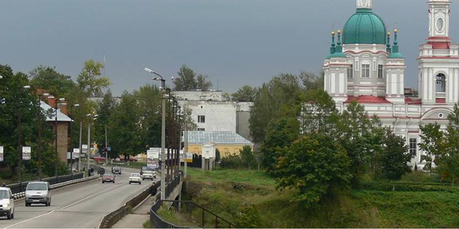 Екатерининский собор в Кингисеппе