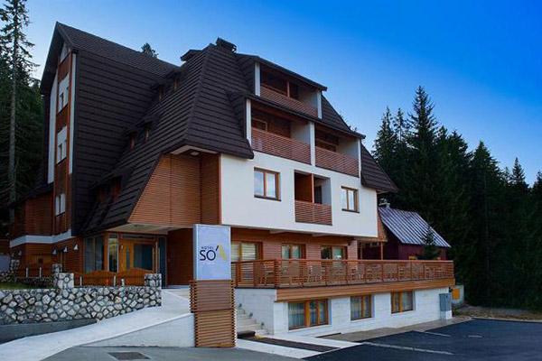 Отдых в Hotel Soa в Черногории