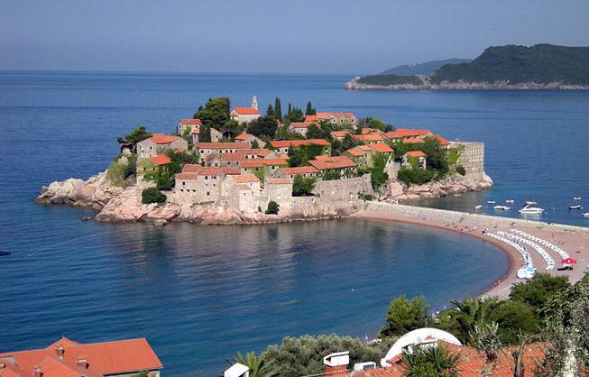 Курорт в Черногории