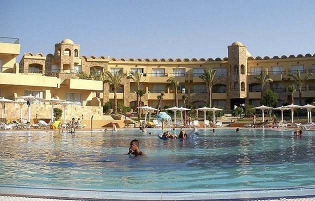 Отдых в Египетском отеле