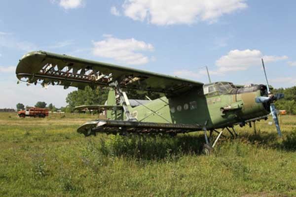 В Таиланд на старом самолете