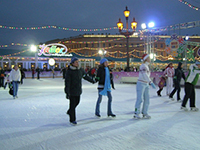 Катки Санкт-Петербурга