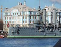 Корабли-музеи Санкт-Петербурга