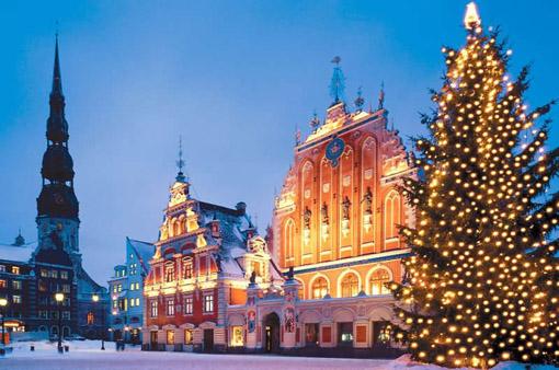 Новый год 2015 в Финляндии