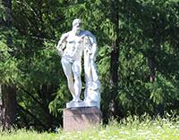Отдых в парке имени Кирова в Санкт-Петербурге