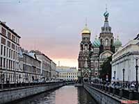 Пешие прогулки по Санкт-Петербургу 2