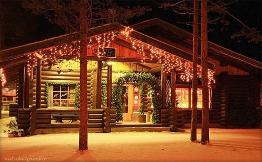 Рождество в Финляндии 2015