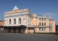 Большой цирк на Фонтанке в Санкт-Петербурге