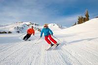 Лыжные курорты Ленобласти