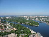 Мир островов Санкт-Петербурга