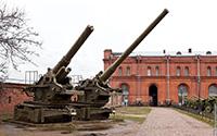 Музей Артиллерии в Санкт-Петербурге