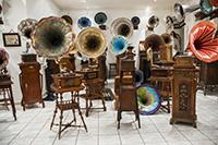 Музей граммофонов в Санкт-Петербурге