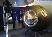 Музей космонавтики в Санкт-Петербурге