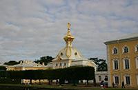 Особая кладовая Большого дворца в Петербурге