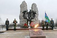 Парк воинов-интернационалистов в Санкт-Петербурге