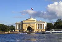 Петербург-Адмиралтейская набережная