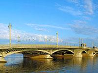 Петербург-Благовещенский мост