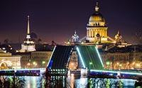 Петербург-Дворцовый мост