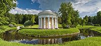 Пригород Санкт-Петербурга Павловск