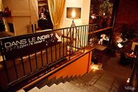 Ресторан Dans le noir в Санкт-Петербурге