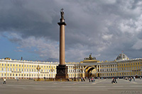 Санкт-Петербург-Александровская колонна