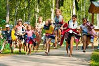 Санкт-Петербург. Детские лагеря