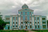 Усадьба Воронцова в Санкт-Петербурге