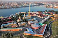 Петербург-Петропавловская крепость