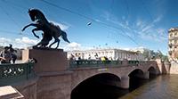 Петербург-Аничков мост