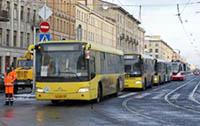 Транспорт Санкт-Петербурга