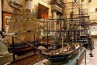 Воеено-морской музей в Санкт-Петербурге